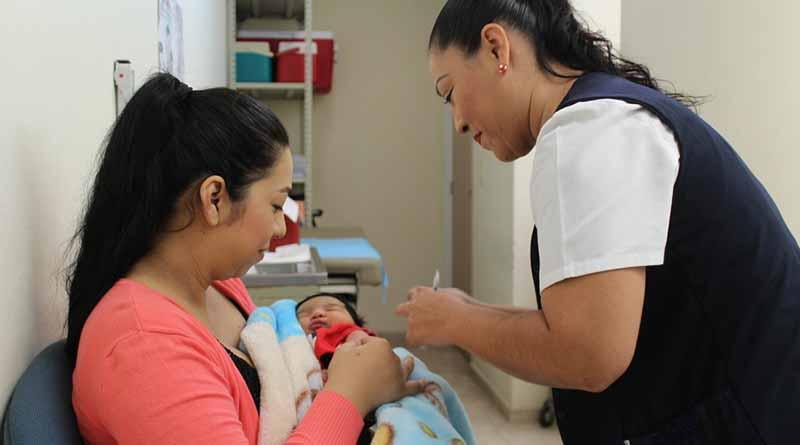 Aplicación de vacunas es clave para el mejor crecimiento de la niñez sudcaliforniana: George Flores