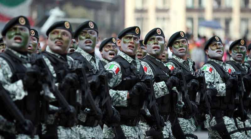 Fuerzas Armadas refrendan compromiso con las instituciones del país