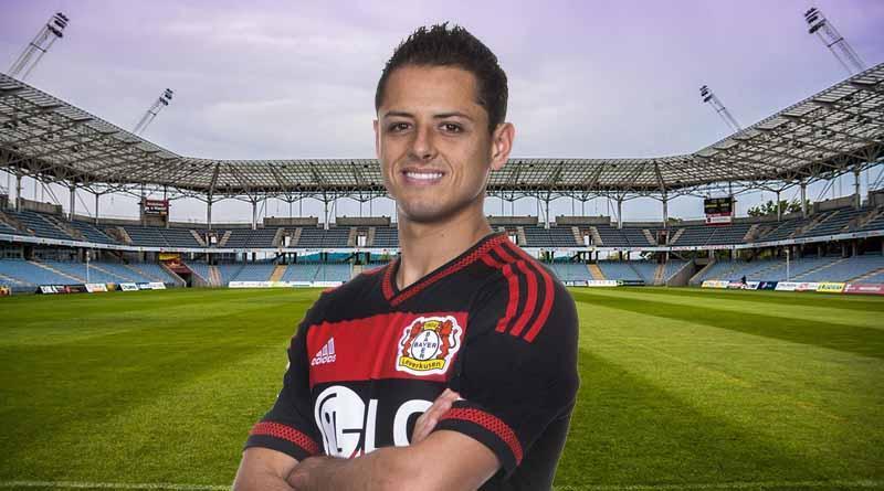 """Chicharito"" será baja con Leverkusen para duelo ante Hamburgo"