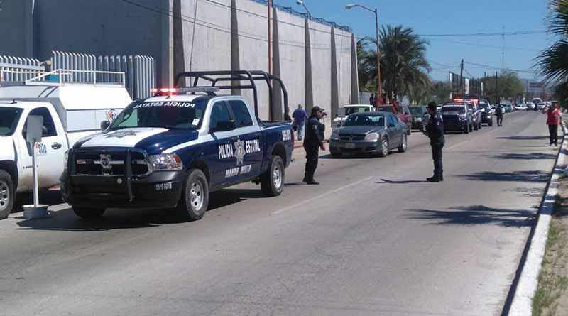Reportan posible riña al interior del CERESO en La Paz
