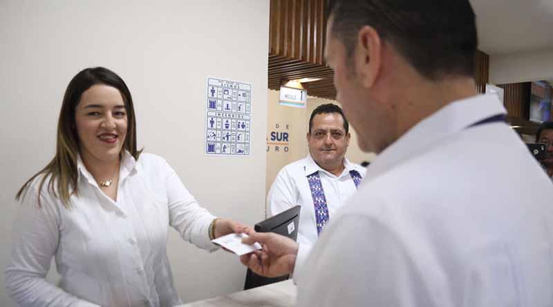Servicios más eficientes y cercanos a la gente: CMD