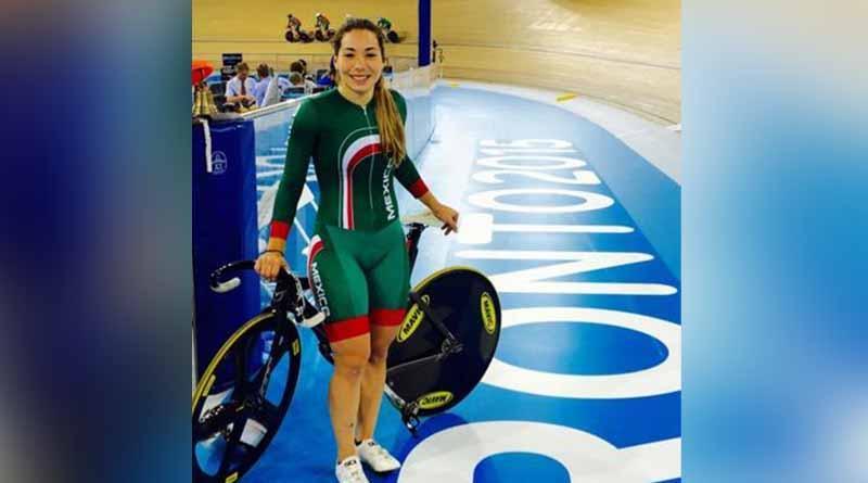 Ciclista mexicana Daniela Gaxiola concluye sexto lugar en Copa del Mundo