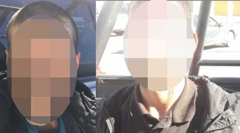 Tres detenidos por daños y delitos contra la salud en La Paz