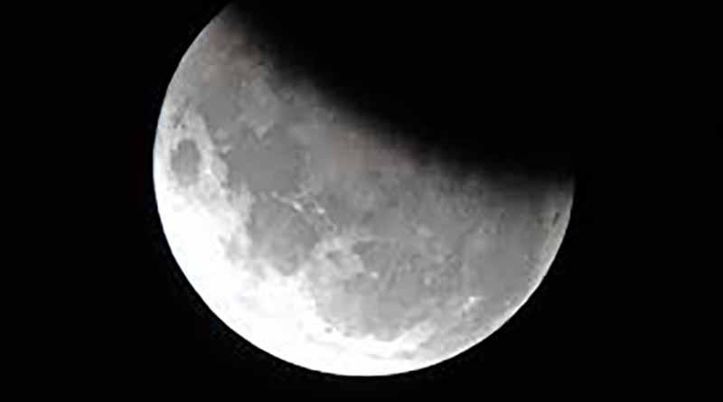 Primer eclipse de 2017 se apreciará este 10 de febrero