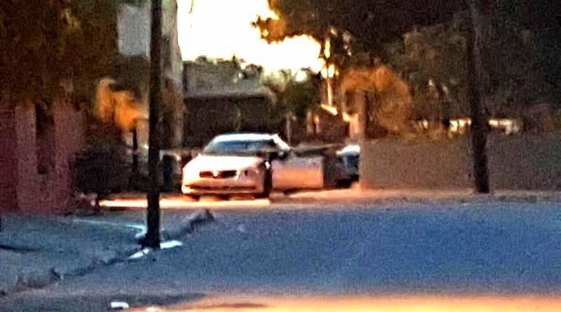 Matan a balazos a un hombre a bordo de automóvil en Santa Rosa