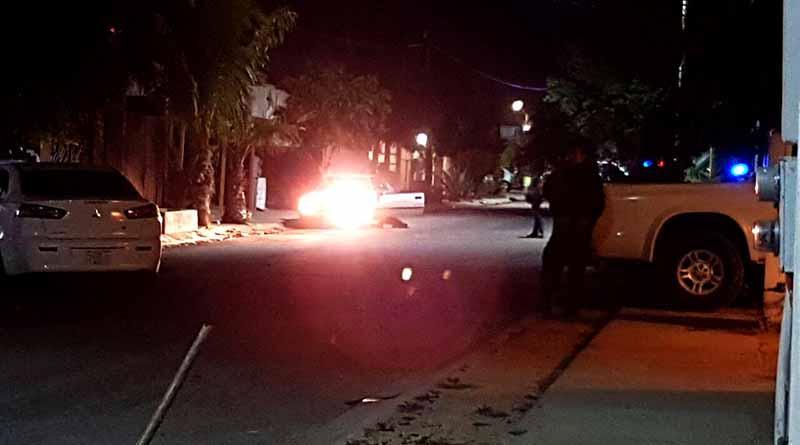 Dos muertos y un herido tras balacera en Costa Dorada