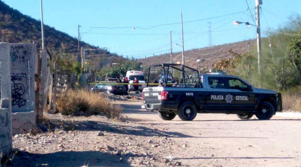 Masacre en La Paz, al menos tres muertos a balazos