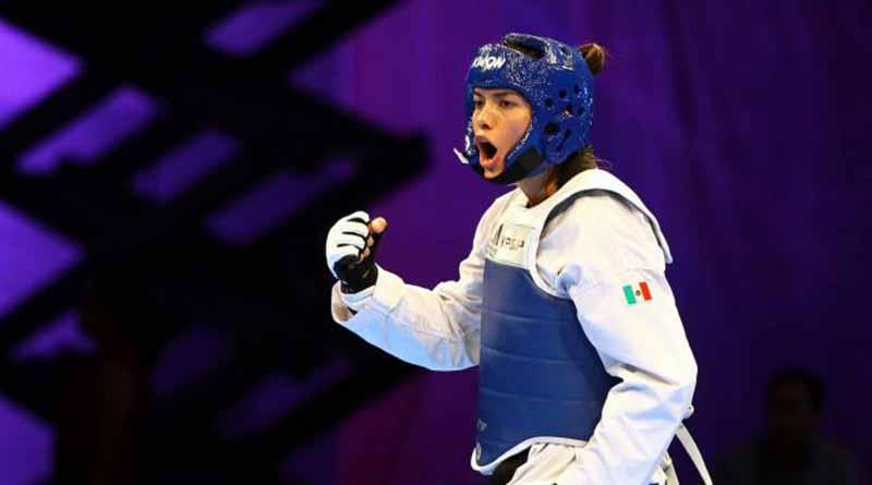 Medallista olímpica Rosario Espinoza seguirá en taekwondo mientras lo disfrute