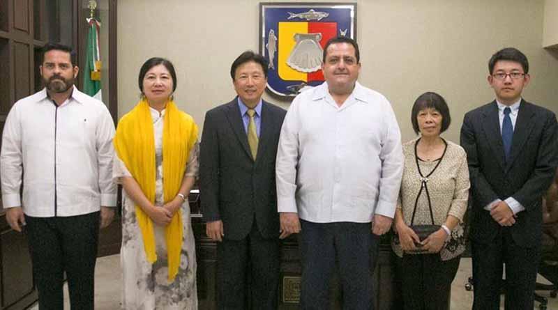 Fortalece CMD lazos comerciales y de amistad con China