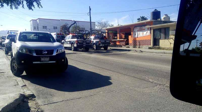 Reportan homicidio por arma blanca en Santa Rosa