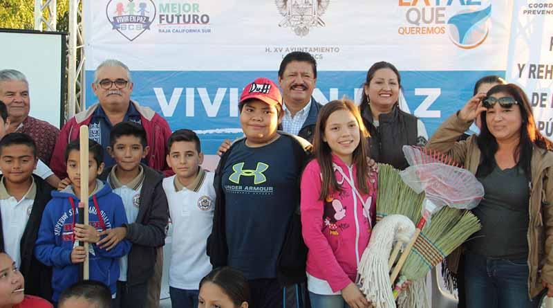 Buscamos fortalecer el trabajo entre sociedad y gobierno: Armando Martínez Vega