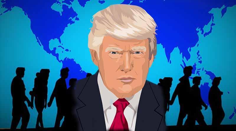 Trump pide a Corte de Apelaciones restablecer veto migratorio