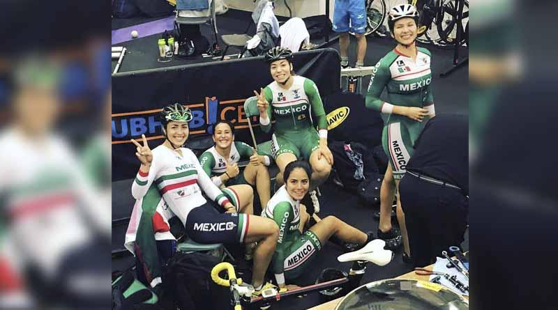 Yuli Verdugo repite 6to lugar en Copa Mundial