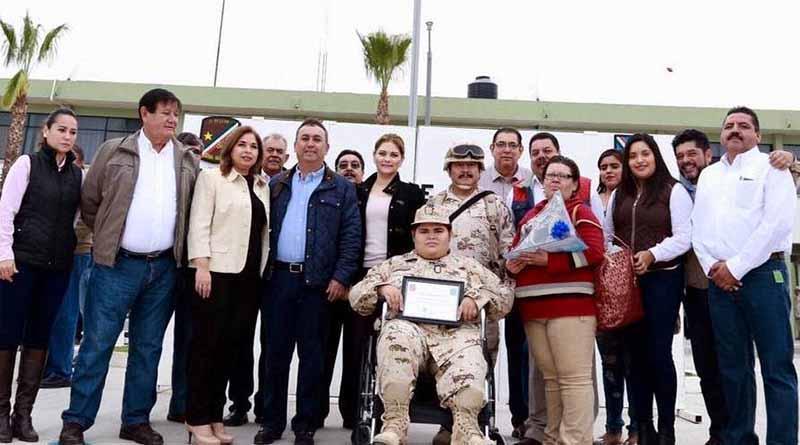 """Encabeza Alcalde Francisco Pelayo Programa Cívico """"Soldado Por un Día"""""""