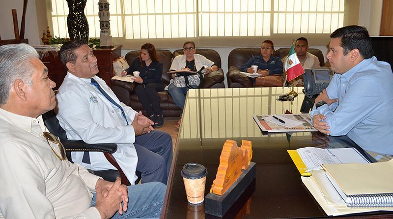 Invita delegación de CSL a la 1ª. Jornada nacional de lucha contra El Dengue, Chikungunya y Sika