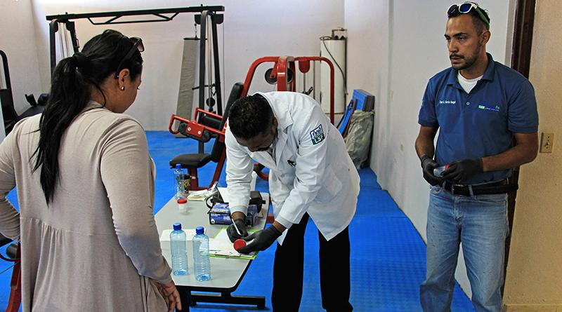 Avanza proceso permanente de reclutamiento con 44 exámenes toxicológicos en seguridad pública