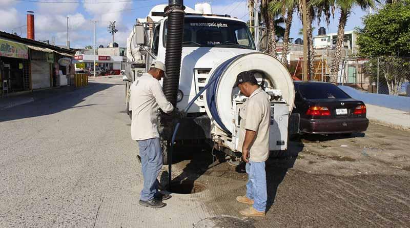 Agua potable sancionará a quien  afecte redes de drenaje