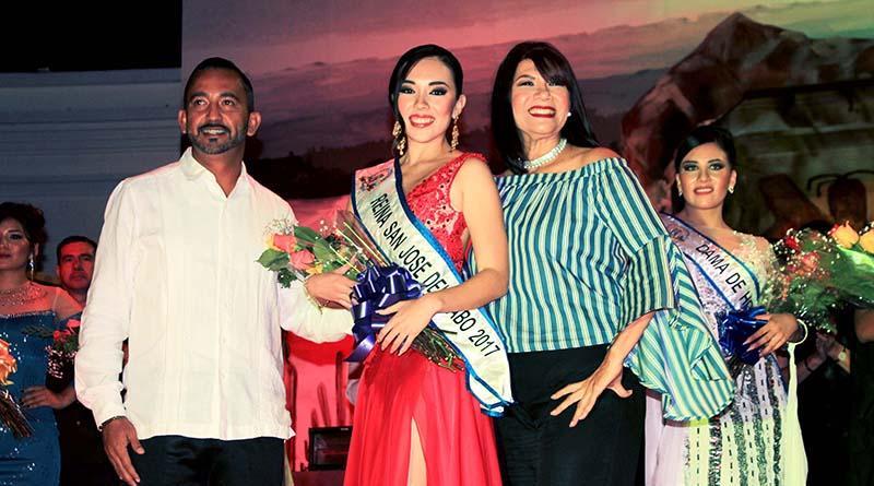 Eligen a Jennifer I como reina de las fiestas tradicionales San José 2017