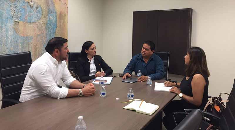 Reciben autoridades de Los Cabos a la representante de San Miguel de Allende, Guanajuato
