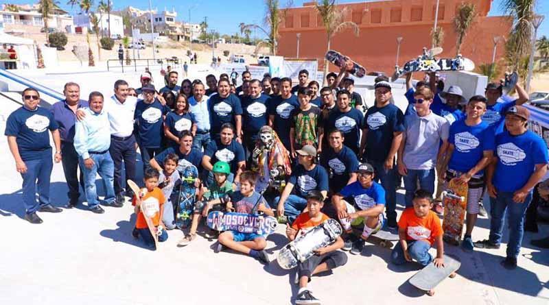 Se realizó el torneo del SKATE San José Del Cabo 2017