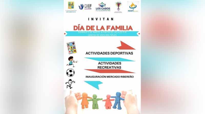 La delegación de La Ribera invita a la comunidad a los eventos del Día de la Familia