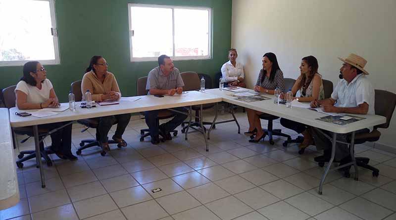 Sostienen autoridades 1ª. Reunión para formar el comité de pueblos históricos
