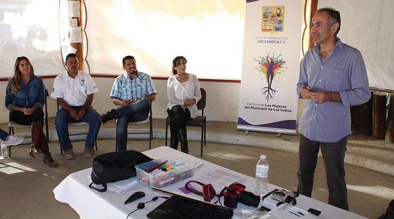 El instituto de las mujeres impartió capacitaciones y talleres sobre igualdad de género