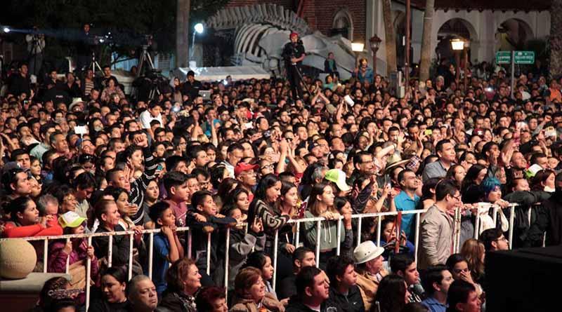 Agradece Alcalde de La Paz participación en el Carnaval 2017