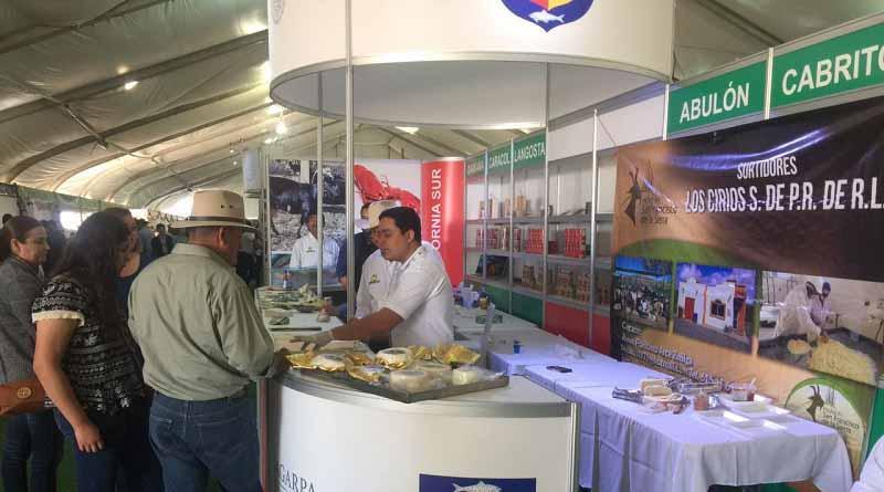 Presente BCS en la Agrobaja 2017