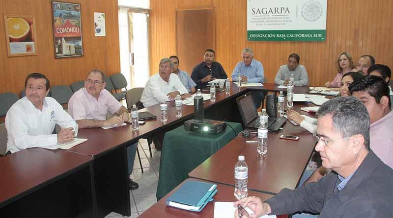 Participa SEPADA en la III Reunión ordinaria del comité estatal de desarrollo rural