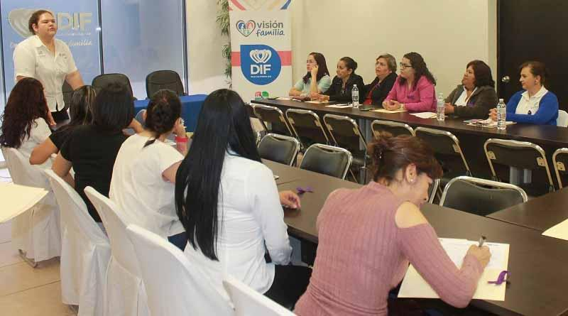 Realiza SEDIF jornada de actividades para su personal en el marco del día internacional de la mujer