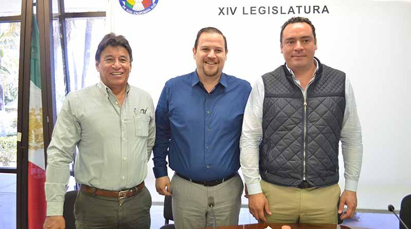 El Congreso del Estado instala formalmente la Comisión de Infraestructura