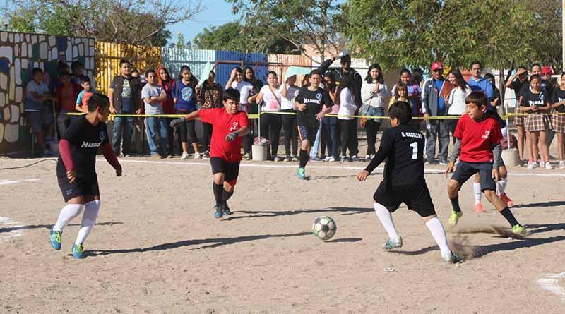Fortalecen valores y sana convivencia competencias deportivas escolares: SEP