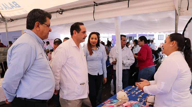 Mejores oportunidades de capacitación  para las mujeres de Baja California Sur