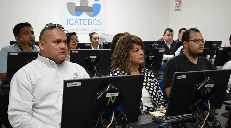 La capacitación a servidores públicos mejora la atención ciudadana en Baja Calfornia Sur: ICATEBCS