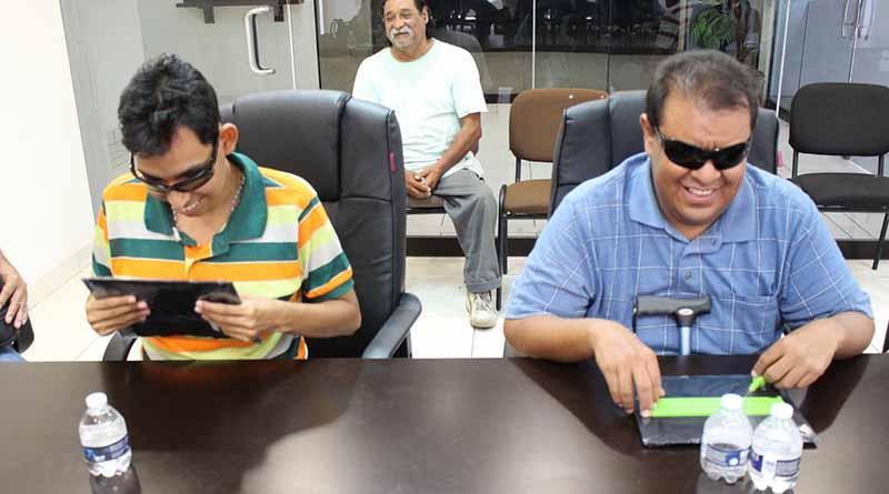 Seguimos trabajando en beneficio de las personas con discapacidad; SEDESO