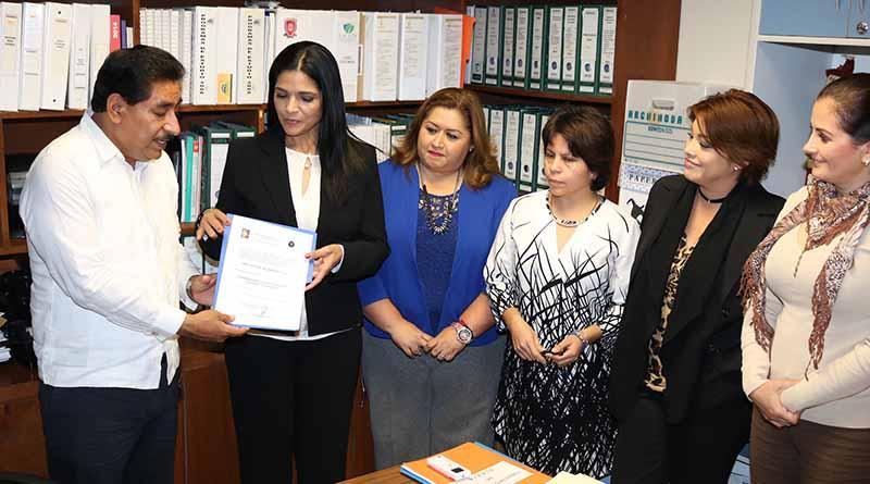 Cristina Talamantes cota nueva coordinadora estatal de media superior de SEP