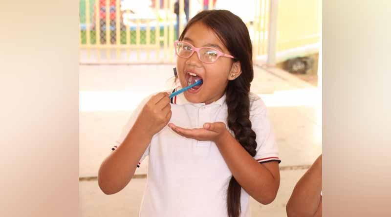 Con éxito desarrolló SSA de BCS acciones preventivas de la 1ª semana de salud bucal