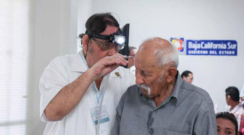 Con sustitución de moldes auditivios SSA de BCS mejorará calidad de vida de personas con discapacidad