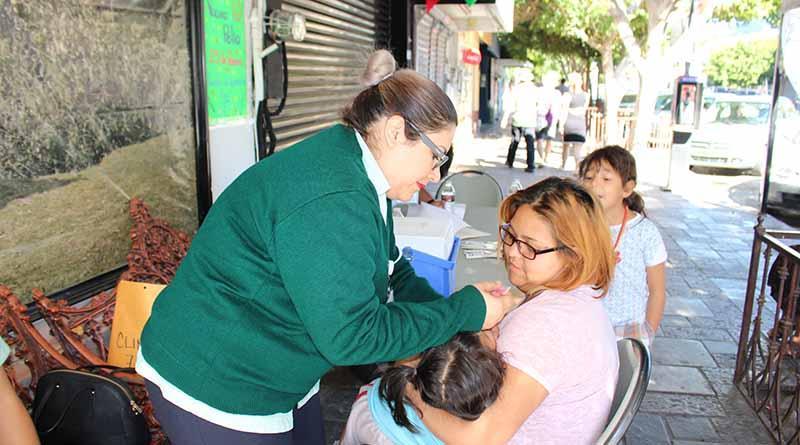 La aplicación se vacunas se extenderá una semana más en BCS