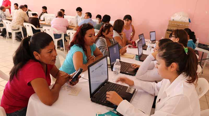 Se superaron las metas en la feria de empleo de Comondú: Gustavo Hernandez Vela Kakogui