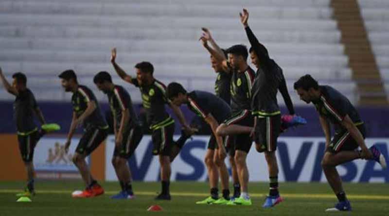 """""""Tri"""" aspira a ser líder del hexagonal cuando reciba a Costa Rica en Estadio Azteca"""