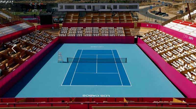 Confirman  la 2ª Edición del Abierto de Tenis Los Cabos