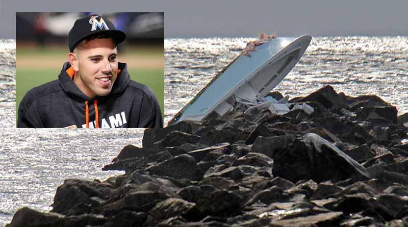 Pelotero José Fernández conducía su bote ebrio y a exceso de velocidad