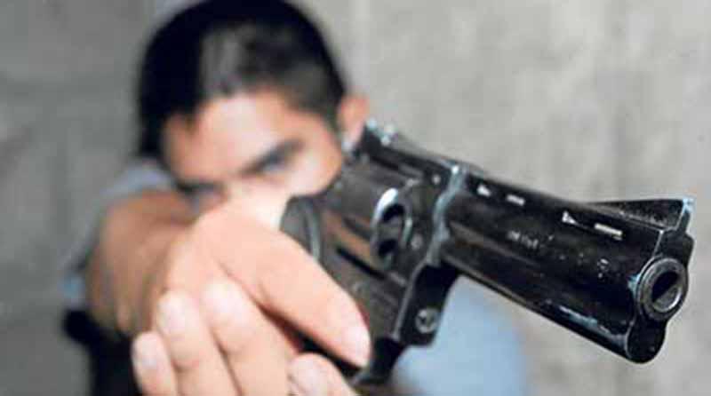 Lesionan con pistola a una persona en colonia Plano Oriente en CD Constitución