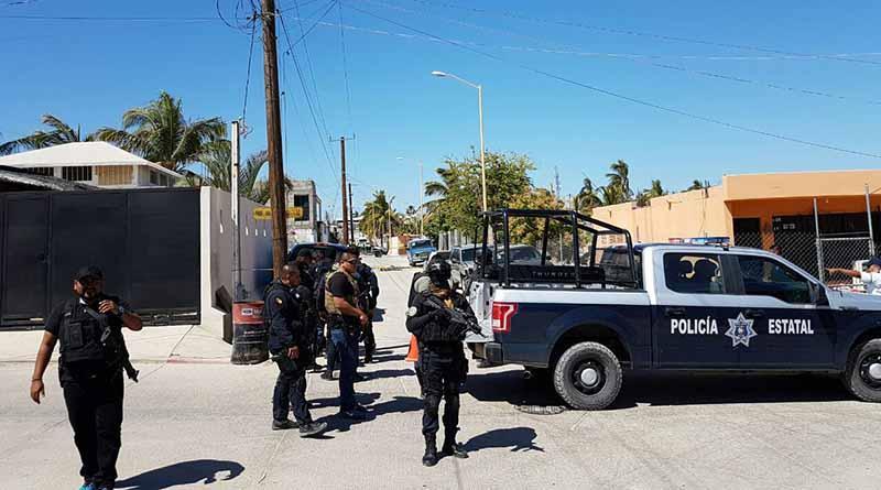 Se desata balacera en El Zacatal con saldo de un muerto