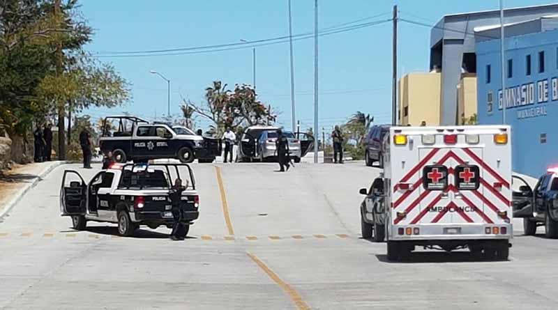 Reportan enfrentamiento a balazos afuera del estadio San José
