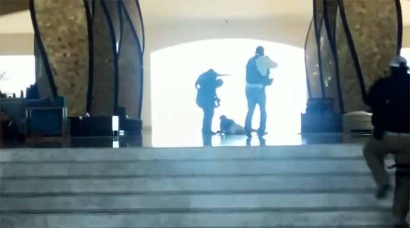 Autoridades detienen a sospechoso tras balacera en zona de Fonatur en San José del Cabo