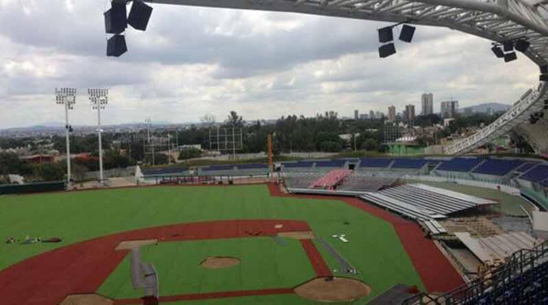 Estadio Charros de Jalisco listo para recibir el Clásico Mundial de Beisbol