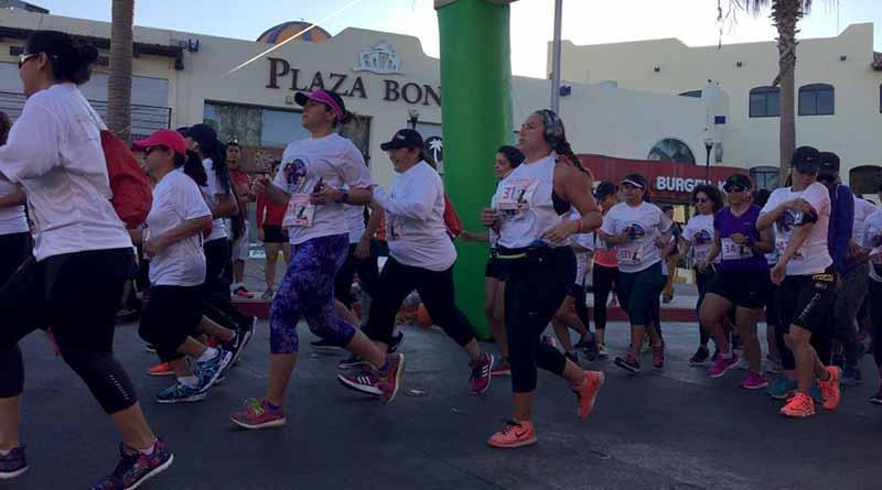 Ofrece CVR su tradicional carrera para conmemorar Día Internacional de la Mujer